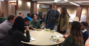 NSS Says Thank You to Geisel Mentors