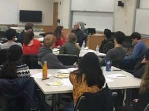 Bioethics Workshop with Dr. Bill Nelson