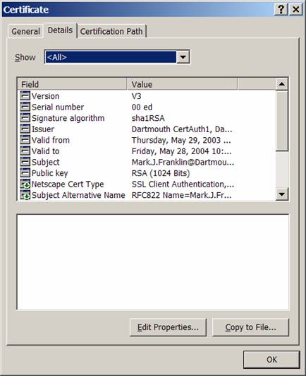Using S/MIME in Microsoft Outlook