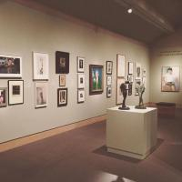 """LUNCHTIME GALLERY TALK 