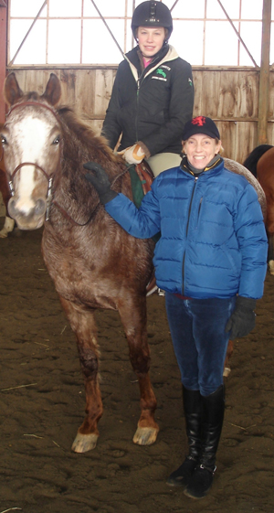 Horses Retirees