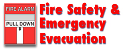 fire safety & emergency evacuation