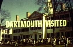 Dartmouth Visited title slide