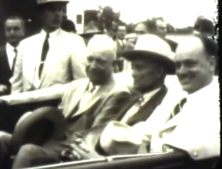 Eisenhower at Dartmouth