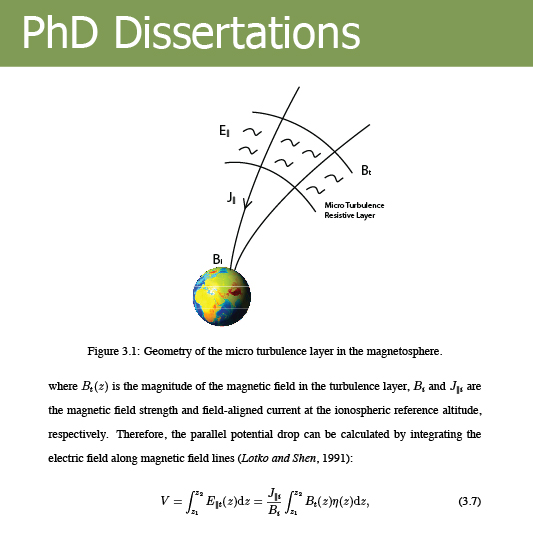 Doctoral dissertation help library