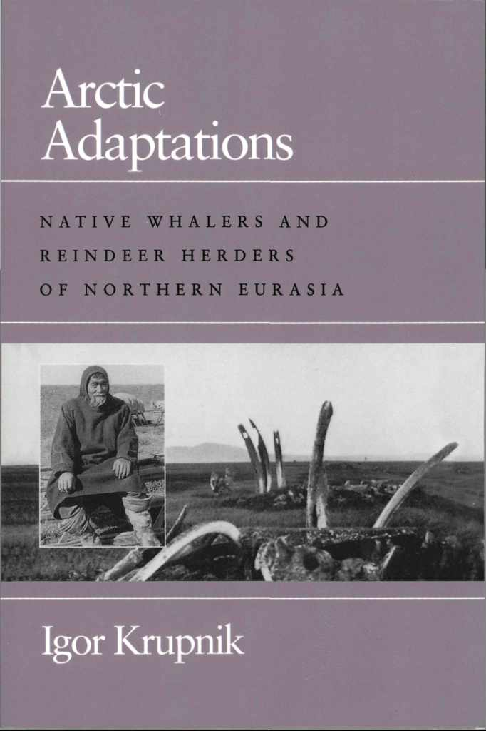 cover of Arctic Adaptations