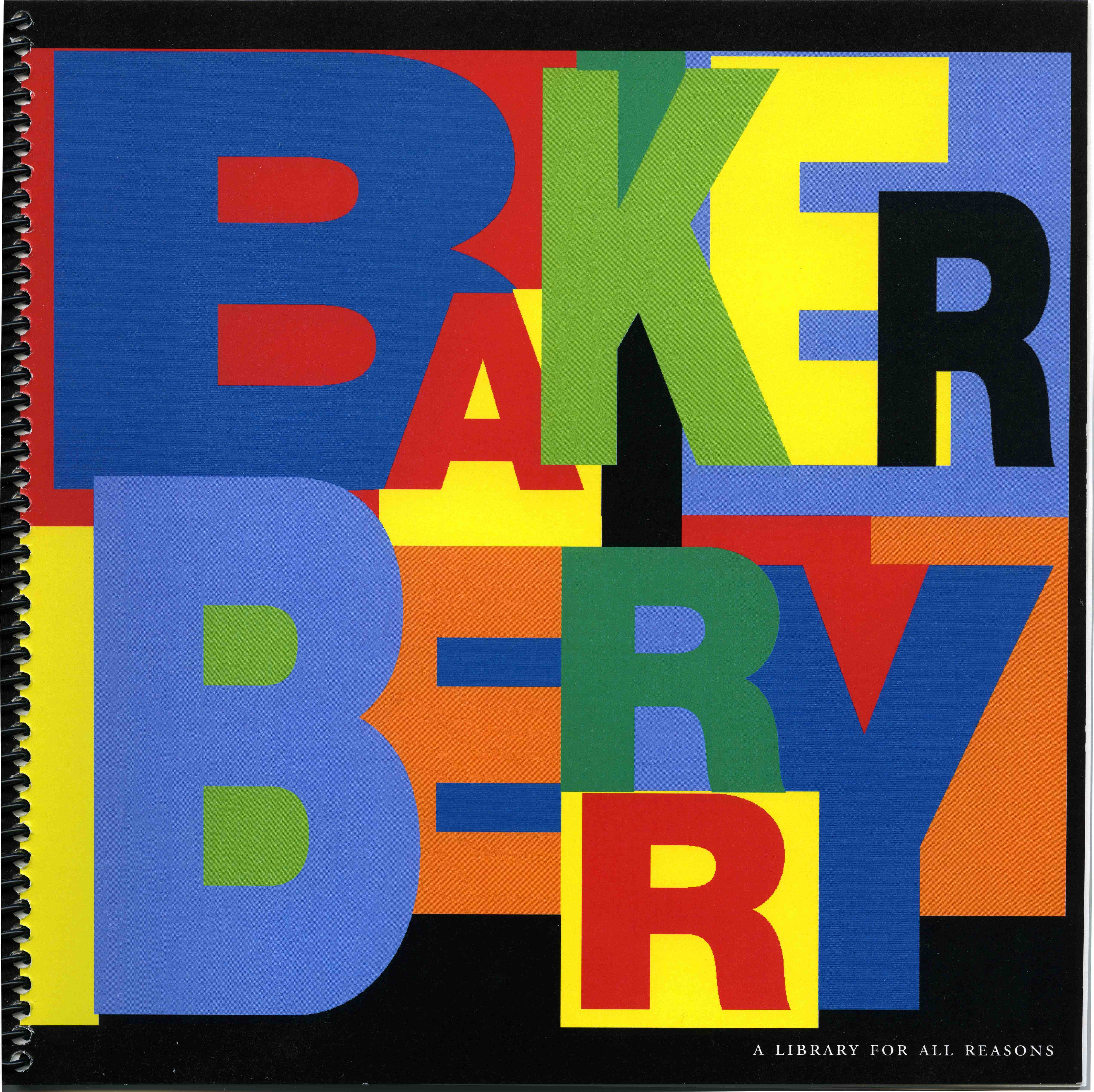 cover of Baker-Berry