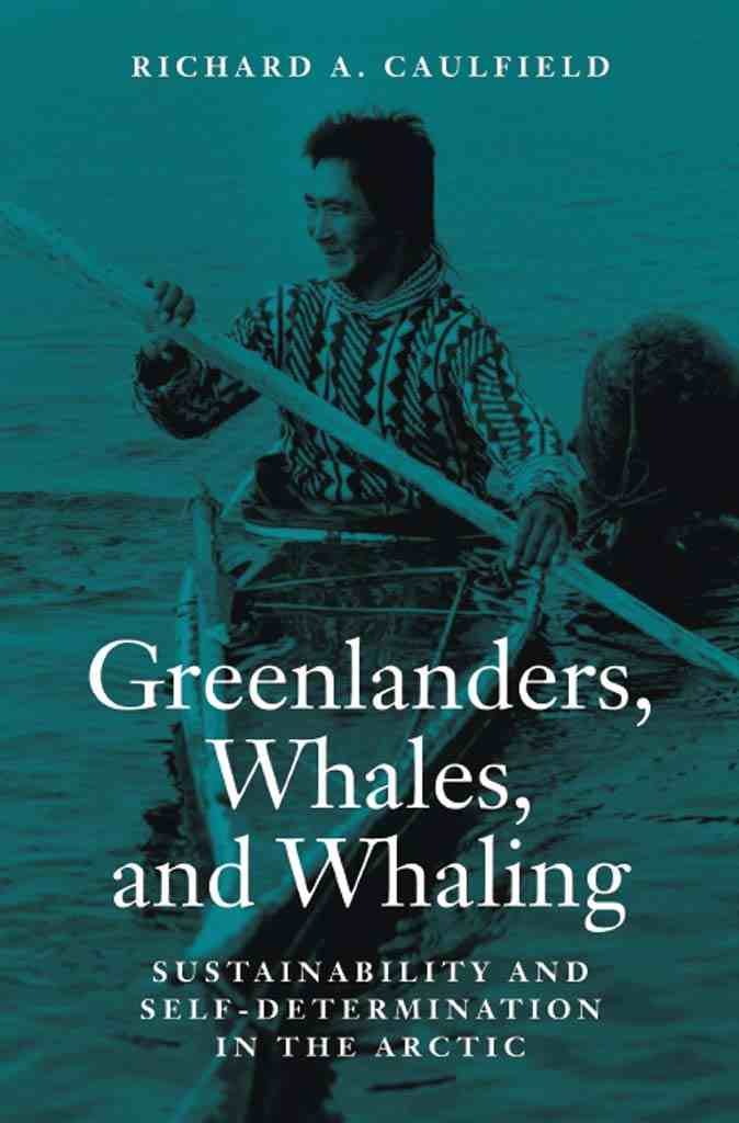 cover of Greenlanders, Whales, and Whaling