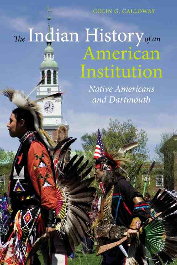 cover of The Indian History of an American Institution