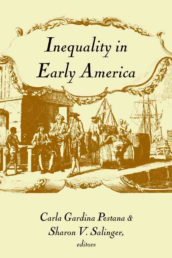 Inequality in Early America cover