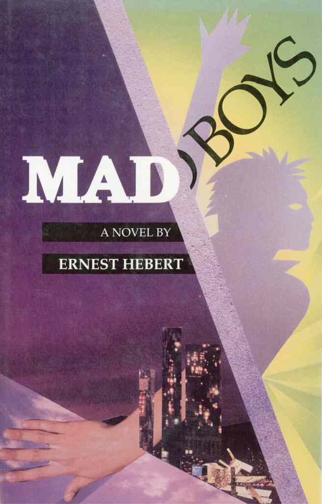 cover of Mad Boys