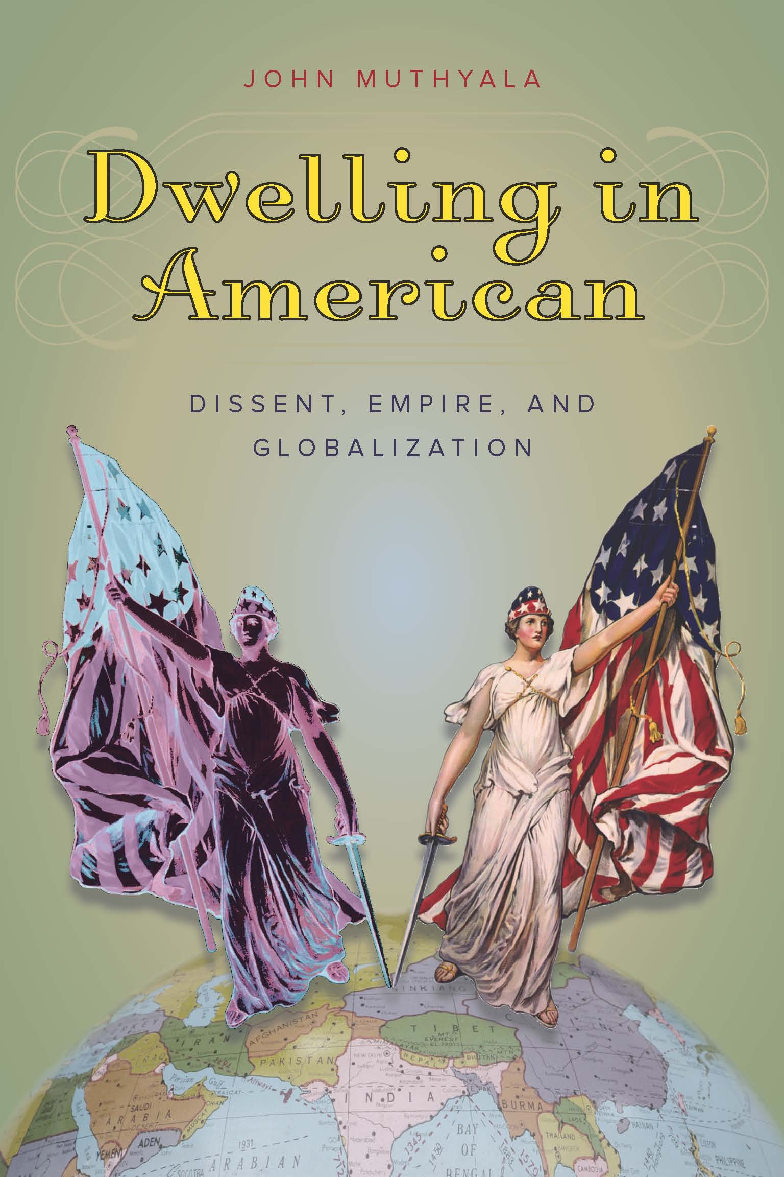 Dwelling in American cover