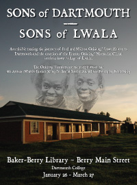 Sons of Lwala poster