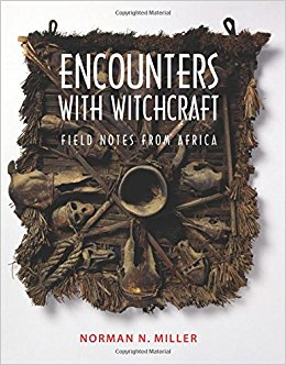 Book Jacket for Encounters with Witchcraft