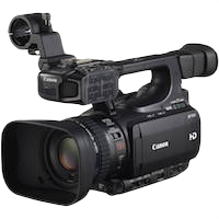 Canon XF-100 Pro Video Camera