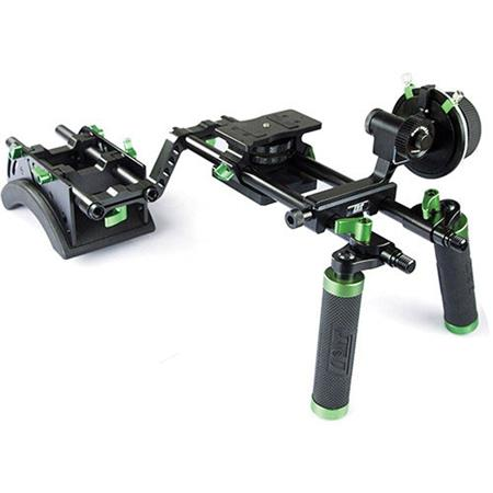 LanParte Double Handle Camera Rig