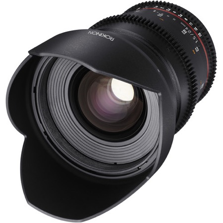 24mm T1.5 Rokinon Cine DS Lens