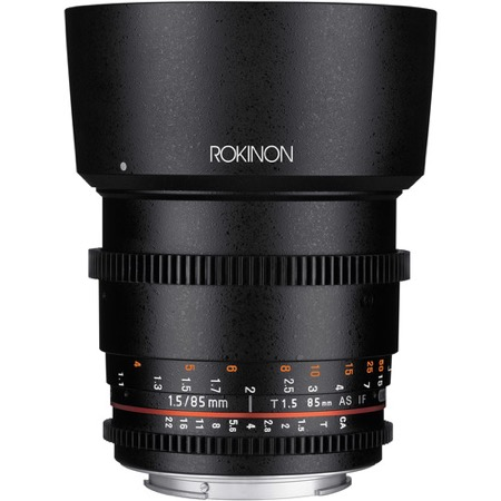 85mm T1.5 Cine DS Lens