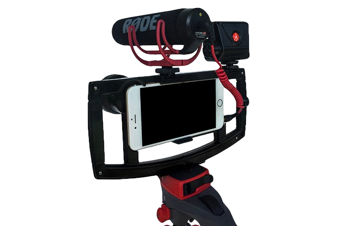 Mobile Videographer Kit