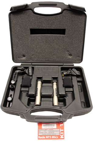 Røde NT5 Stereo Microphone Kit