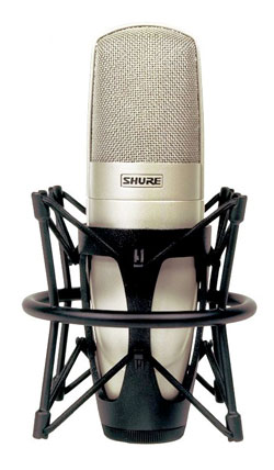 Shure KSM32 Microphone Kit