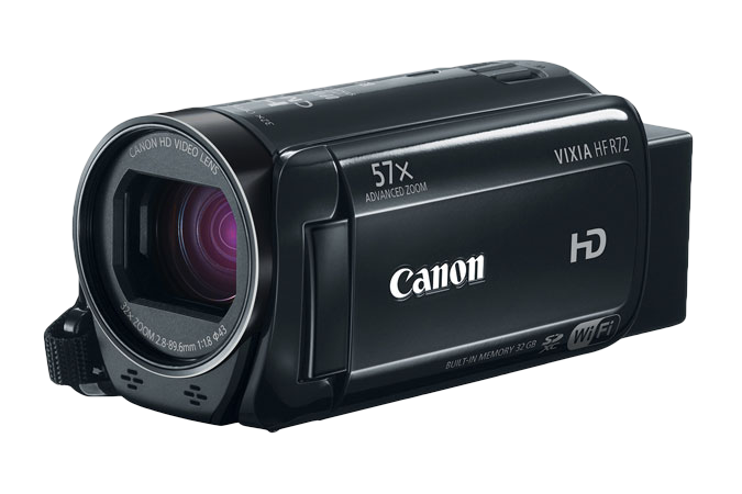 Vixia HD video camera