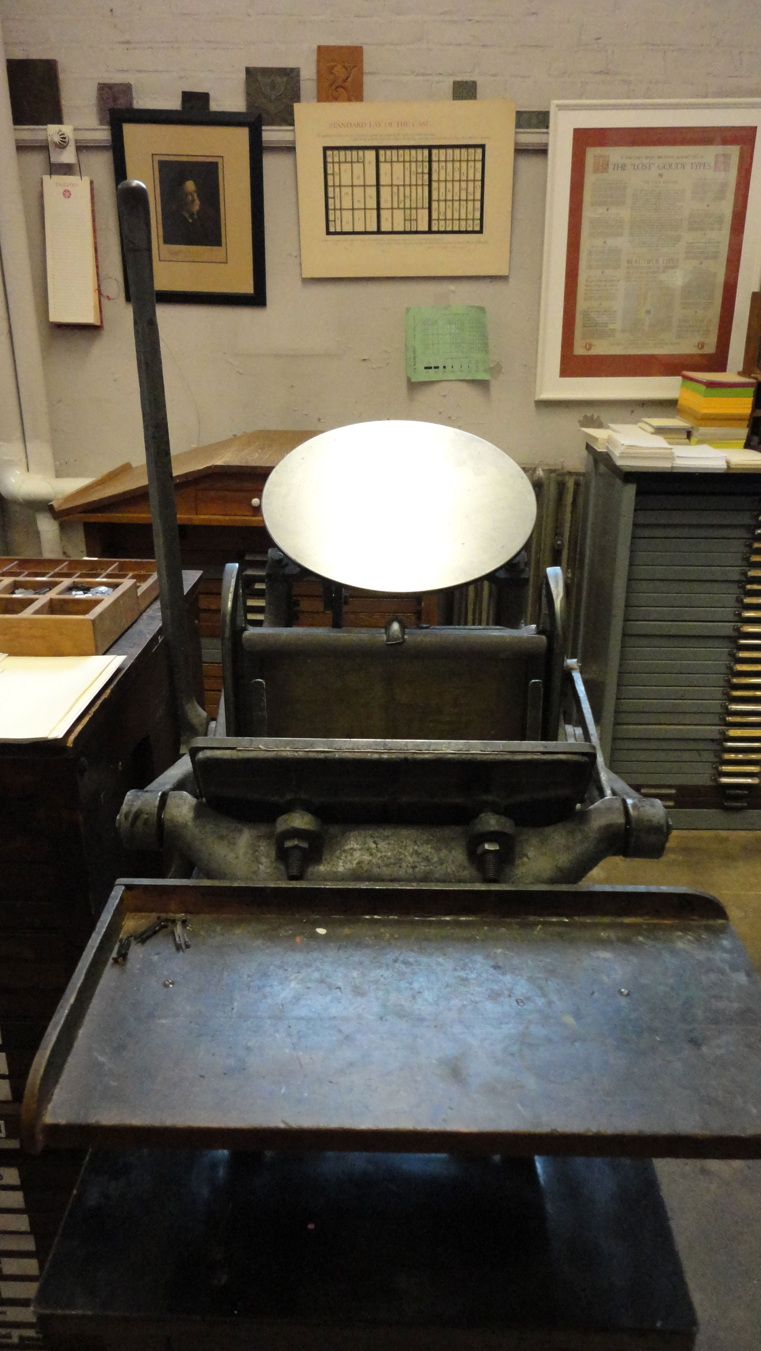 Table Top Press