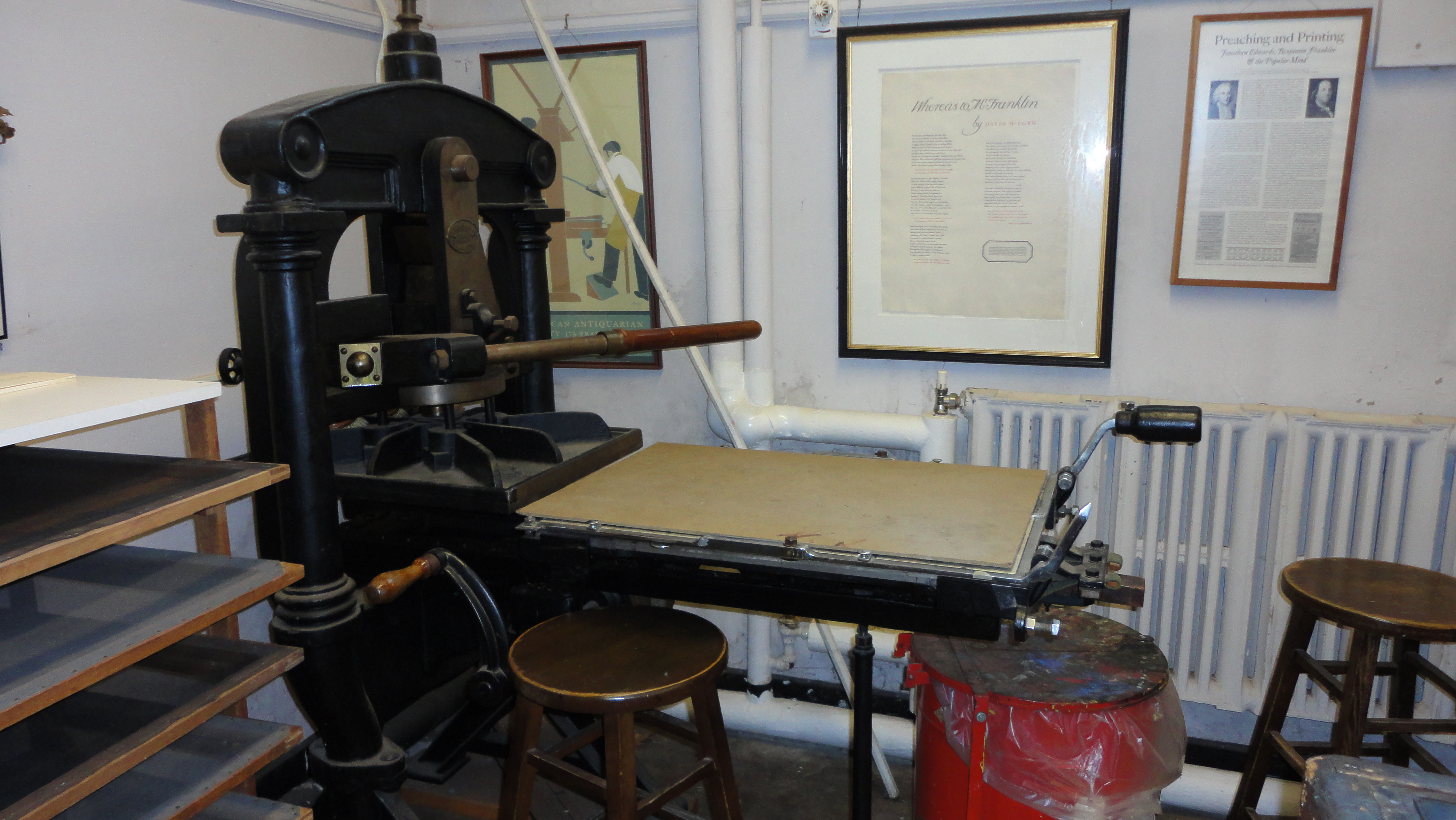 The Albion Press