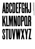 Wood Type Specimens Page 8