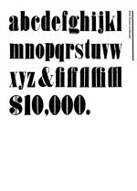 Wood Type Specimens Page 29