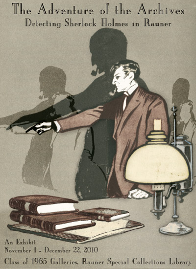 Adventure of the Archives: Detecting Sherlock Holmes in Rauner