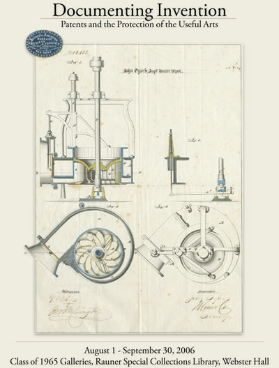 Documenting Invention: Patents and the Protection of the Useful Arts