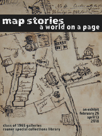 Map Stories: A World on a Page