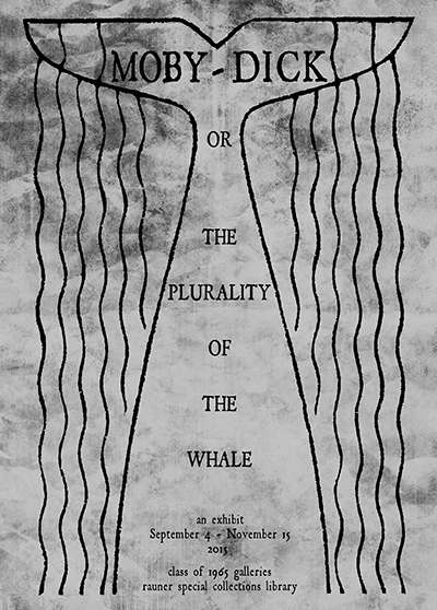 Moby-Dick, or, The Plurality of the Whale