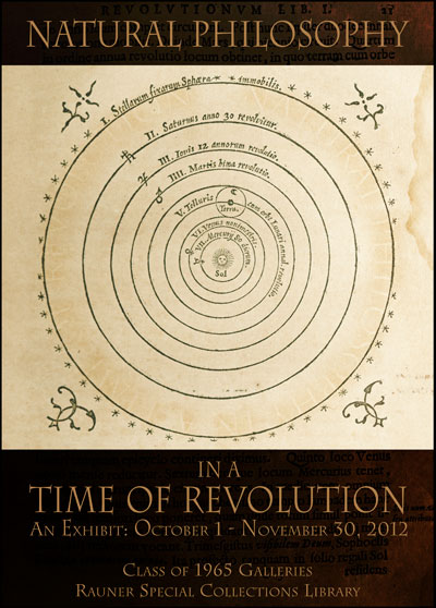 Natural Philosophy in a Time of Revolution