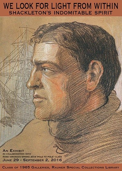 We look for light from within: Shackleton's Indomitable Spirit