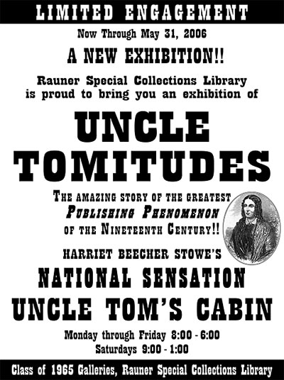 Uncle Tomitudes - poster