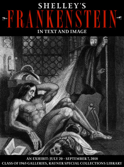 Shelley's Frankenstein in Text and Image