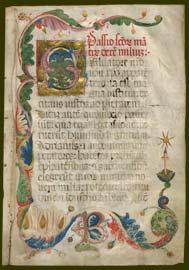 folio 1, recto