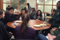 NSS Members Gather with Geisel Medical Students Who Went to Dartmouth College