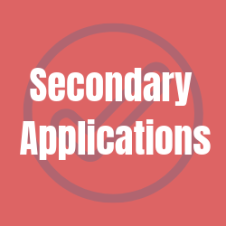 You will need to complete Secondary applications- no link