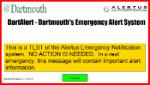 Desktop Alert Notice