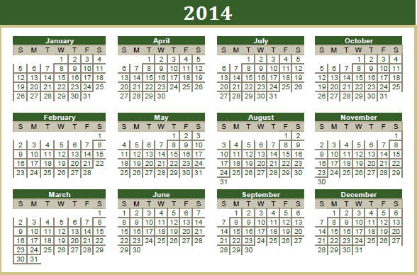 Click calendar to enlarge