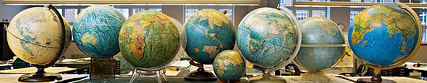 Dartmouth Globes
