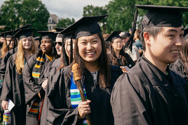 Dartmouth Graduation 2020.Commencement Housing