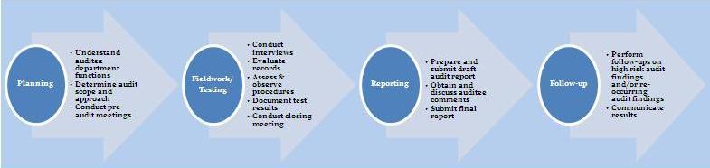 New Audit Process