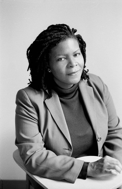 Photo of Annette Gordon-Reed by Jerry Bauer