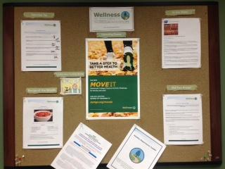 employee bulletin boards