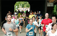Covered Bridges Half-Marathon