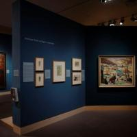 """GALLERY TALK """"The Japan Craze and American Color Woodblock Prints, 1890-1910"""